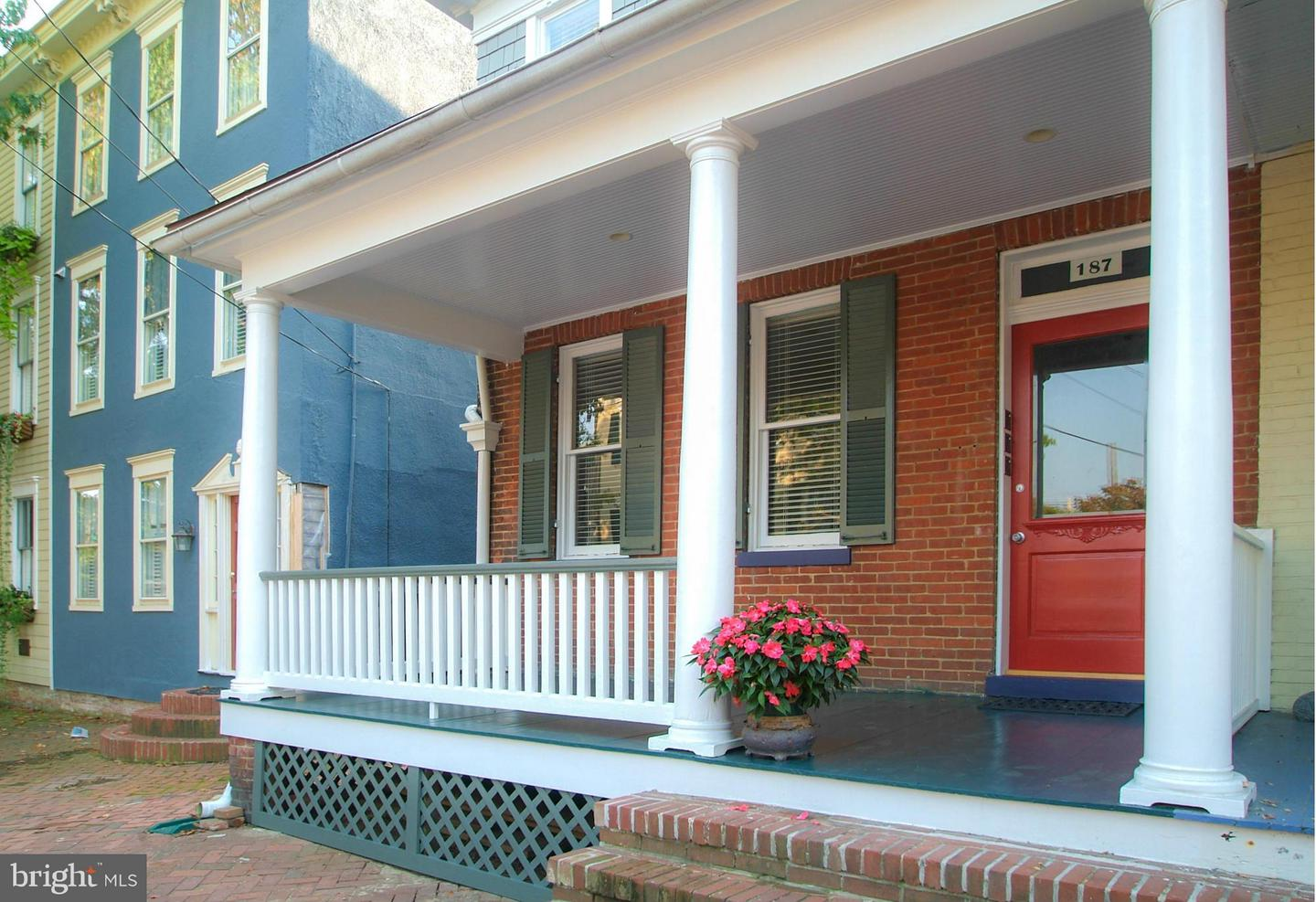 Other Residential for Rent at 187 Duke Of Gloucester Street Annapolis, Maryland 21401 United States