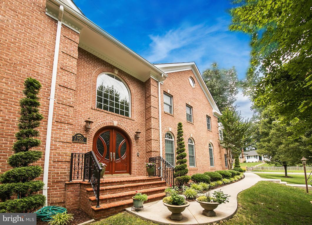 Single Family for Sale at 7307 Allan Avenue Falls Church, Virginia 22046 United States