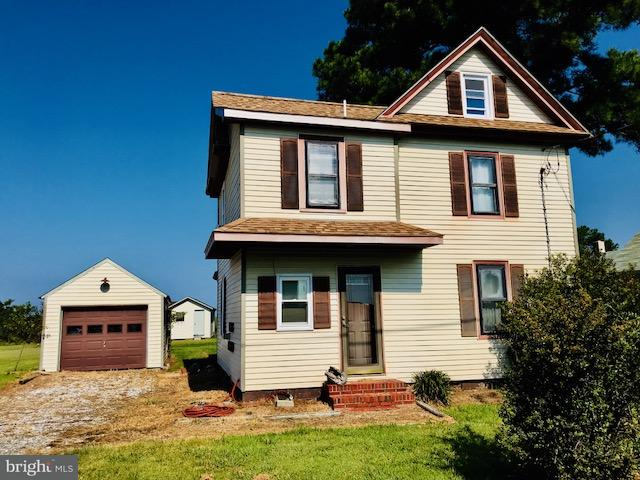 Other Residential for Sale at 9326 Deal Island Road Deal Island, Maryland 21821 United States