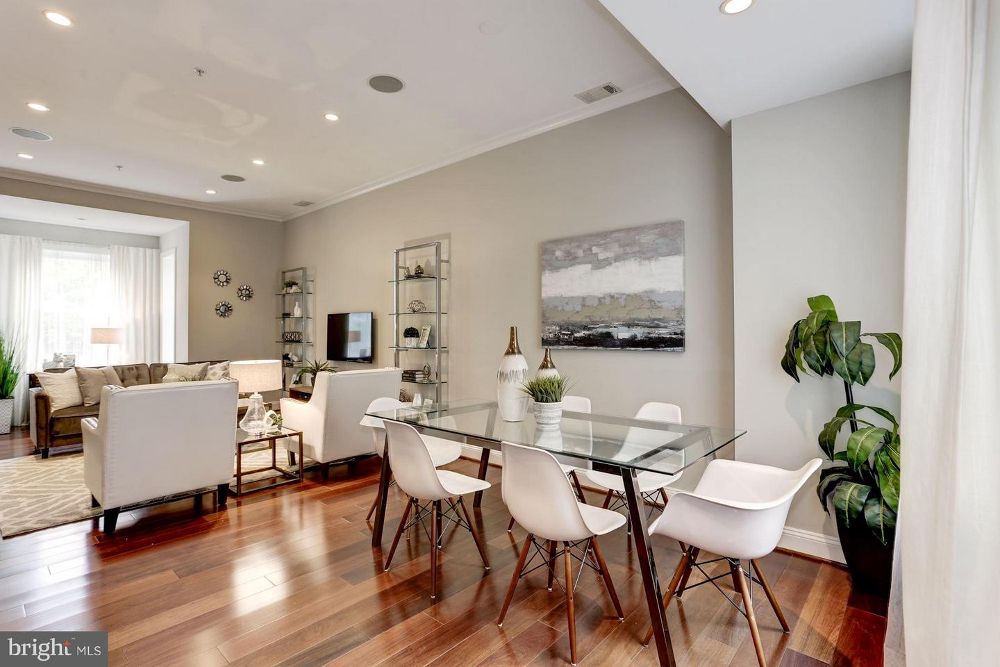 Condo / Townhouse for Sale at THE MONTGOMERY, 1229 12th Street NW Washington, District Of Columbia 20005 United States