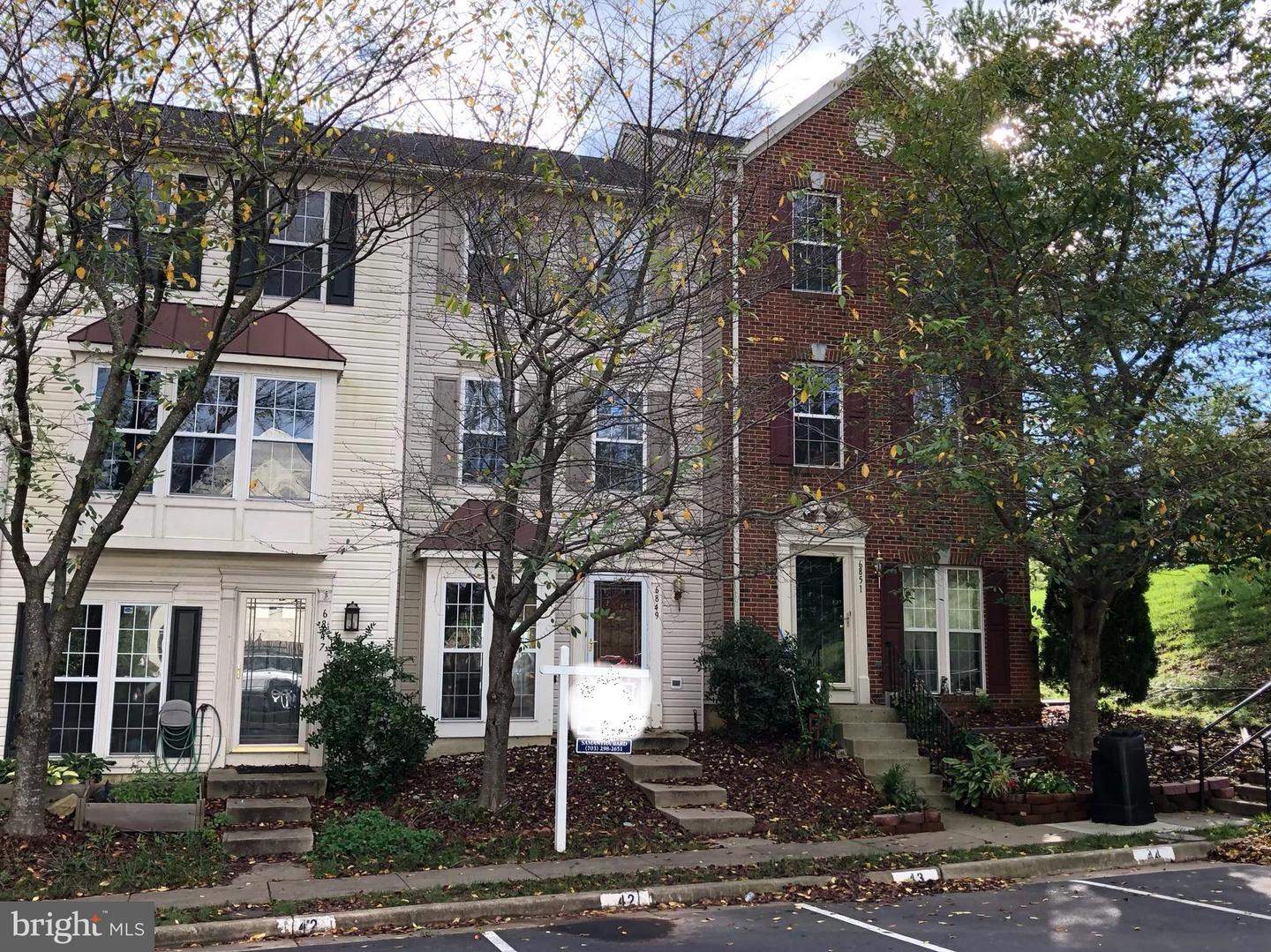 Other Residential for Rent at COMPTON VILLAGE, 6849 Stone Maple Terrace Centreville, Virginia 20121 United States