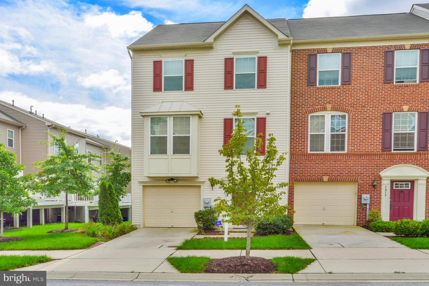 Other Residential for Sale at 7315 Matchbox Alley Elkridge, Maryland 21075 United States
