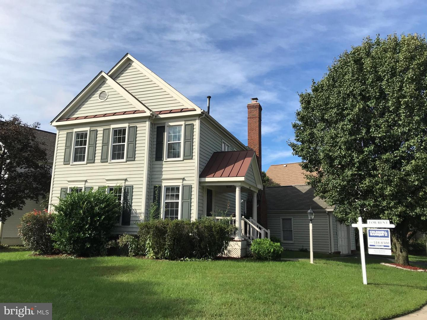 Single Family for Rent at CHARLESTON COLLECTION, 6517 Summerton Way Springfield, Virginia 22150 United States