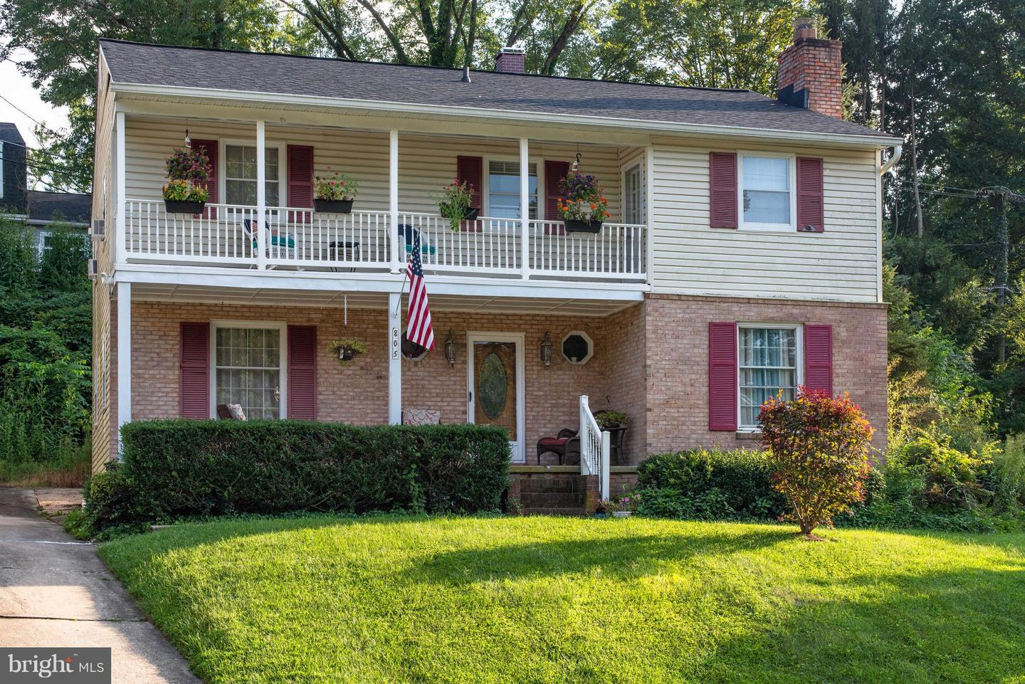 Other Residential for Sale at 805 Ramshead Circle Cockeysville, Maryland 21030 United States