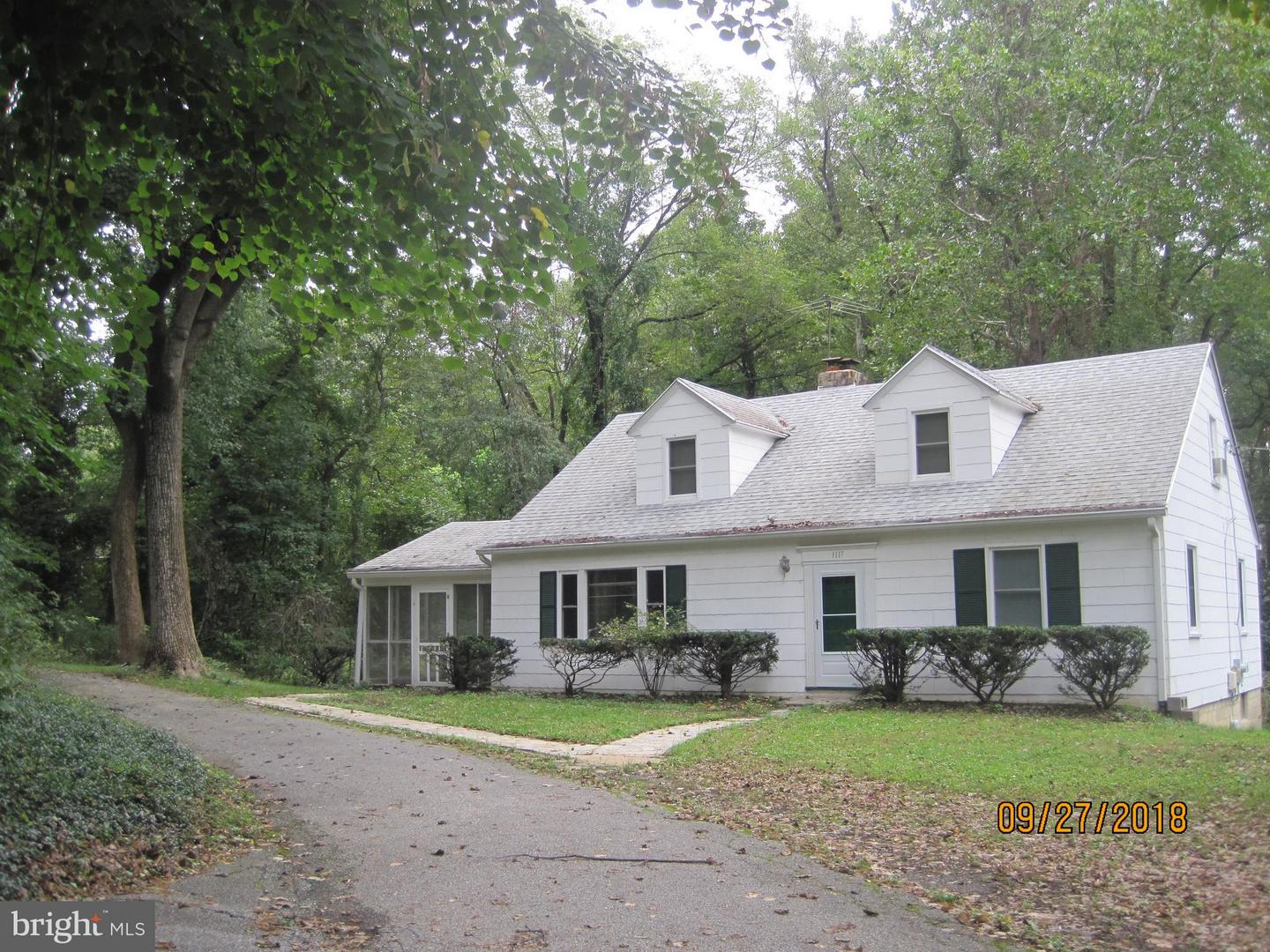 Single Family for Rent at 1117 Old County Road Severna Park, Maryland 21146 United States