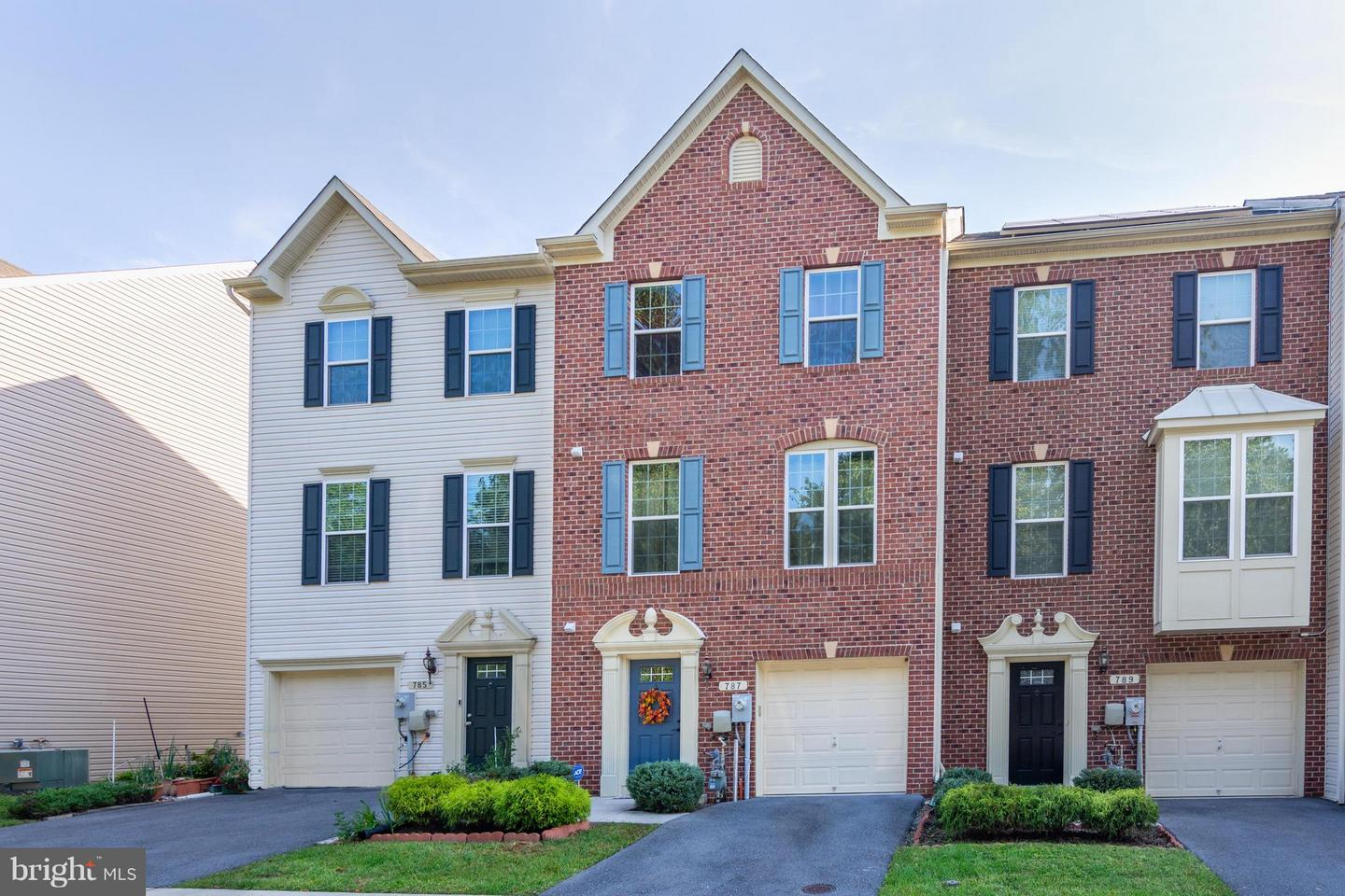Other Residential for Sale at 787 Grape Vine Loop Brooklyn, Maryland 21225 United States