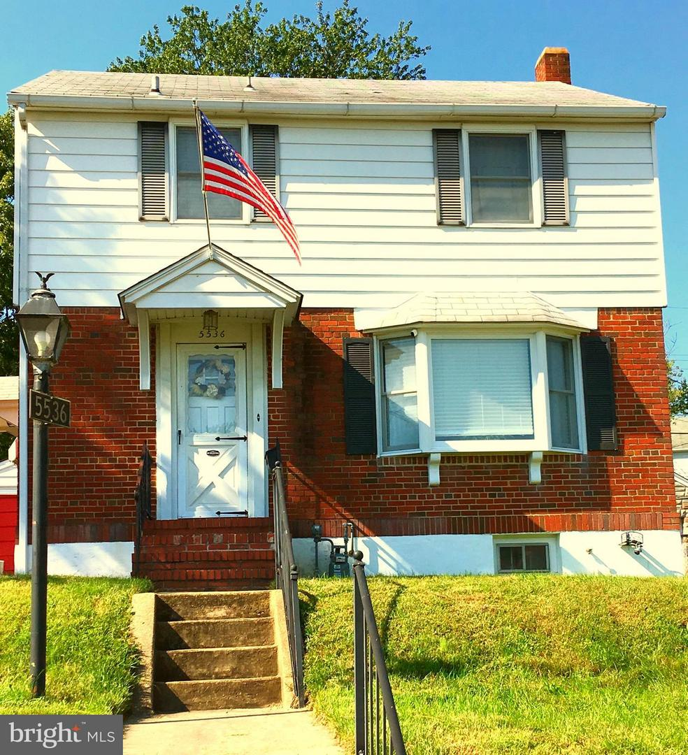 Other Residential for Sale at 5536 Oakland Road Halethorpe, Maryland 21227 United States