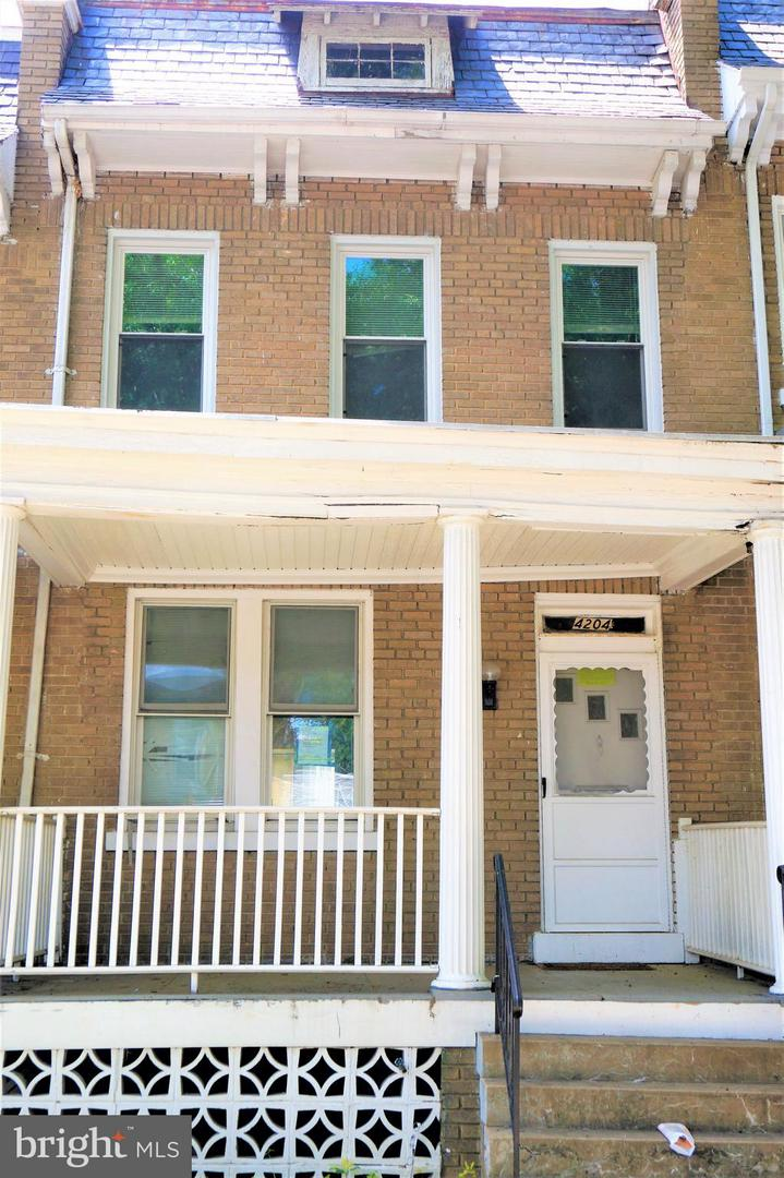 Other Residential for Sale at 4204 3rd Street NW Washington, District Of Columbia 20011 United States