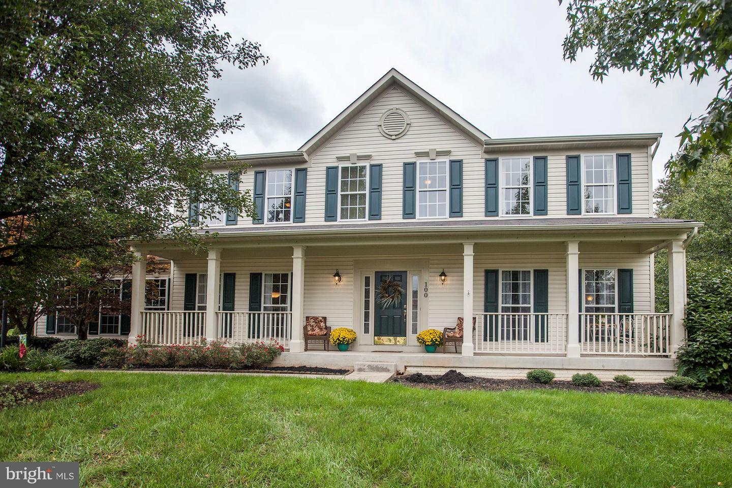 Other Residential for Sale at SUN MEADOW, 100 Phoenix Court Walkersville, Maryland 21793 United States