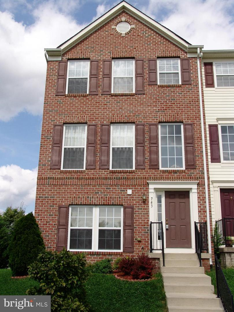 Other Residential for Rent at 743 Sherman Road Middle River, Maryland 21220 United States