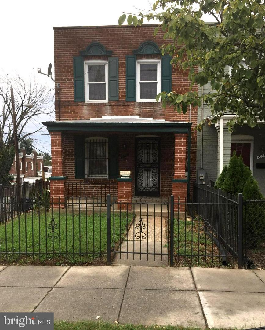 Other Residential for Sale at 2351 Hunter Place SE Washington, District Of Columbia 20020 United States
