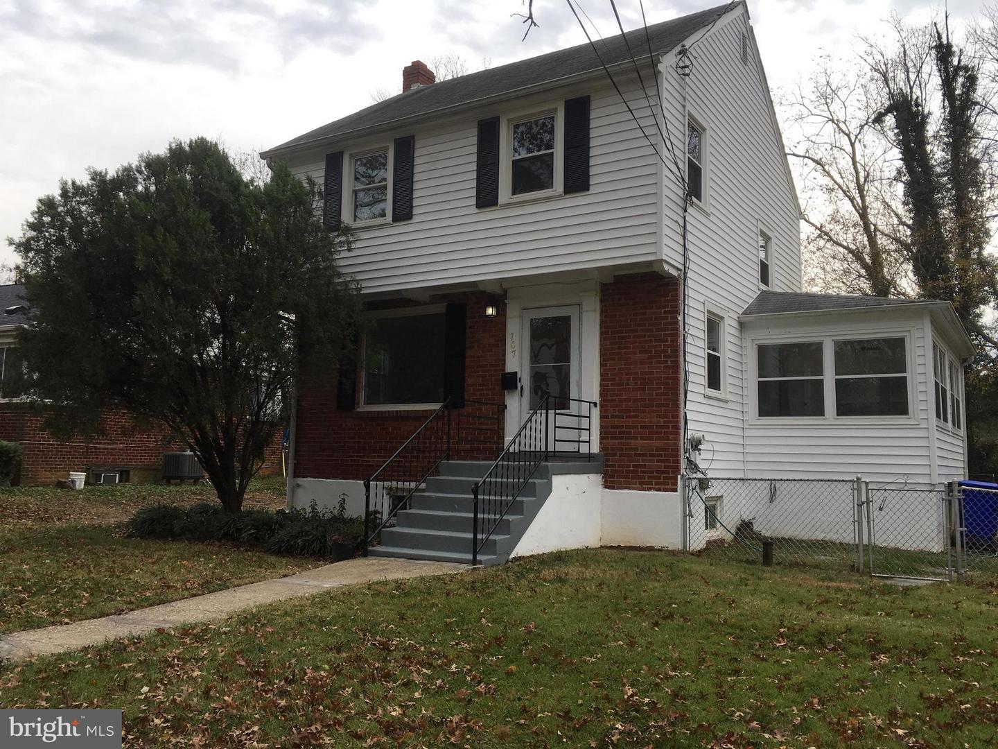 Other Residential for Rent at 707 Forston Street Takoma Park, Maryland 20912 United States
