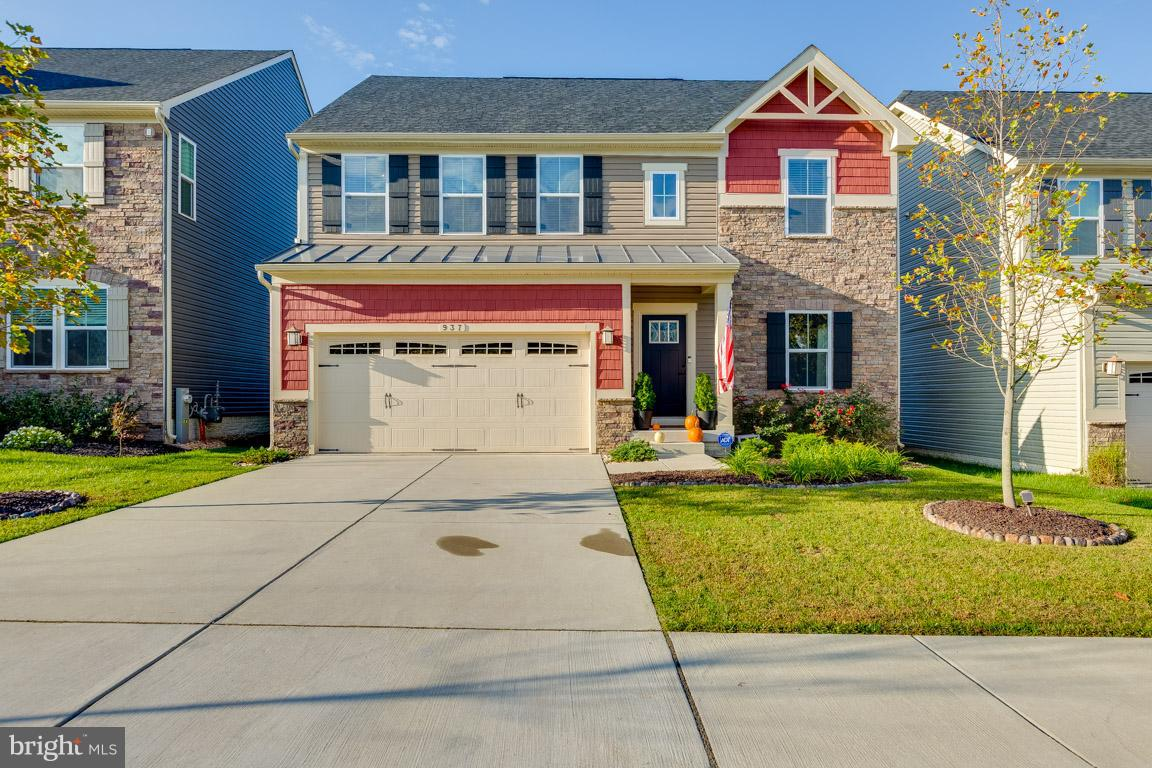 Other Residential for Sale at 937 Still Pond Drive Glen Burnie, Maryland 21060 United States
