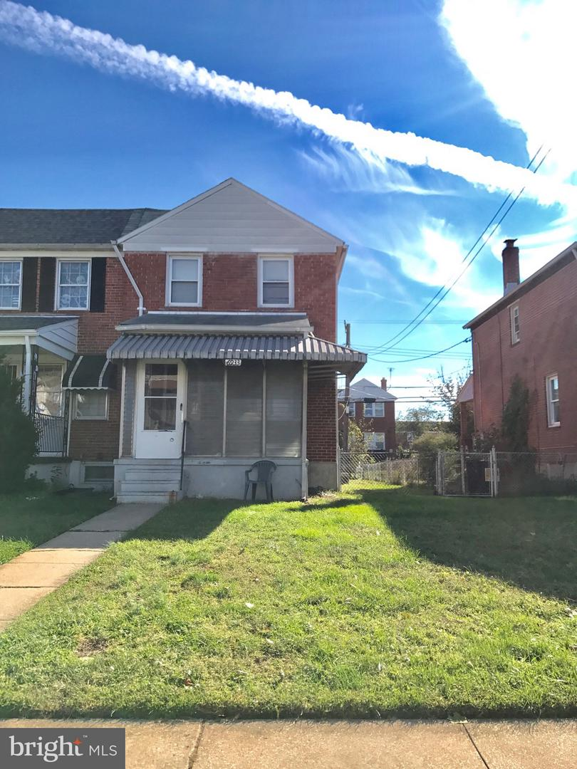 Other Residential for Sale at 6933 Belclare Road Dundalk, Maryland 21222 United States