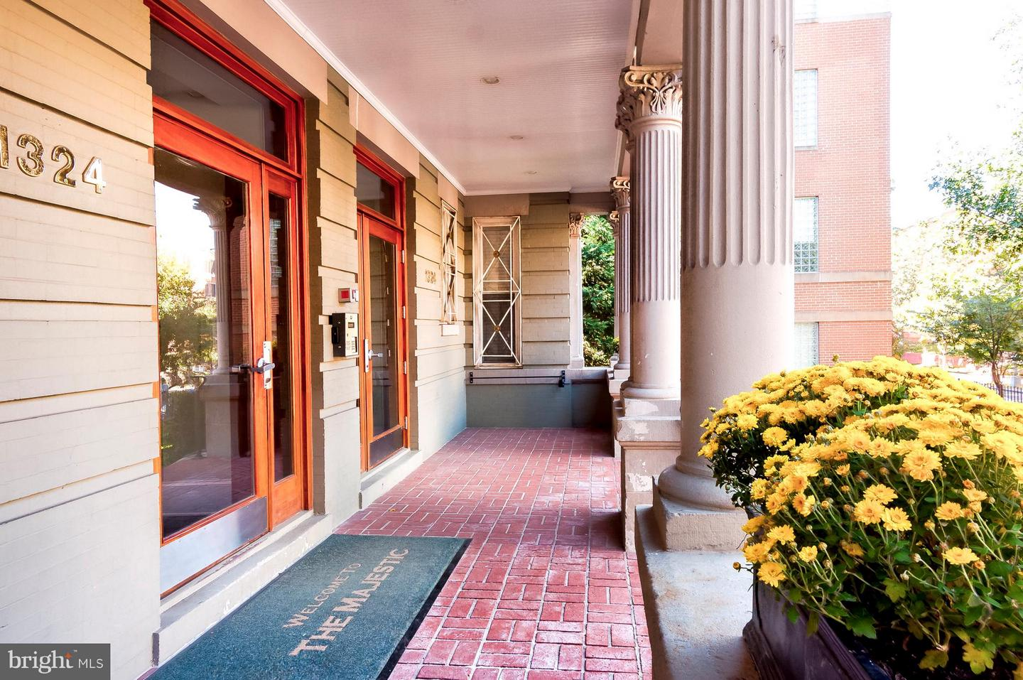 Other Residential for Sale at THE MAJESTIC CONDOMINIUM, 1324 Euclid Street NW Washington, District Of Columbia 20009 United States
