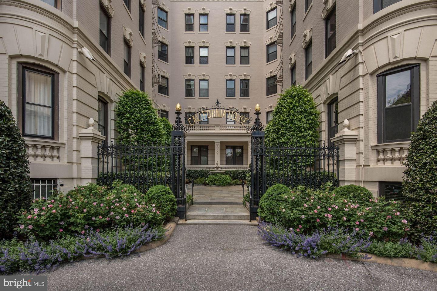 Other Residential for Sale at 2153 California Street NW Washington, District Of Columbia 20008 United States