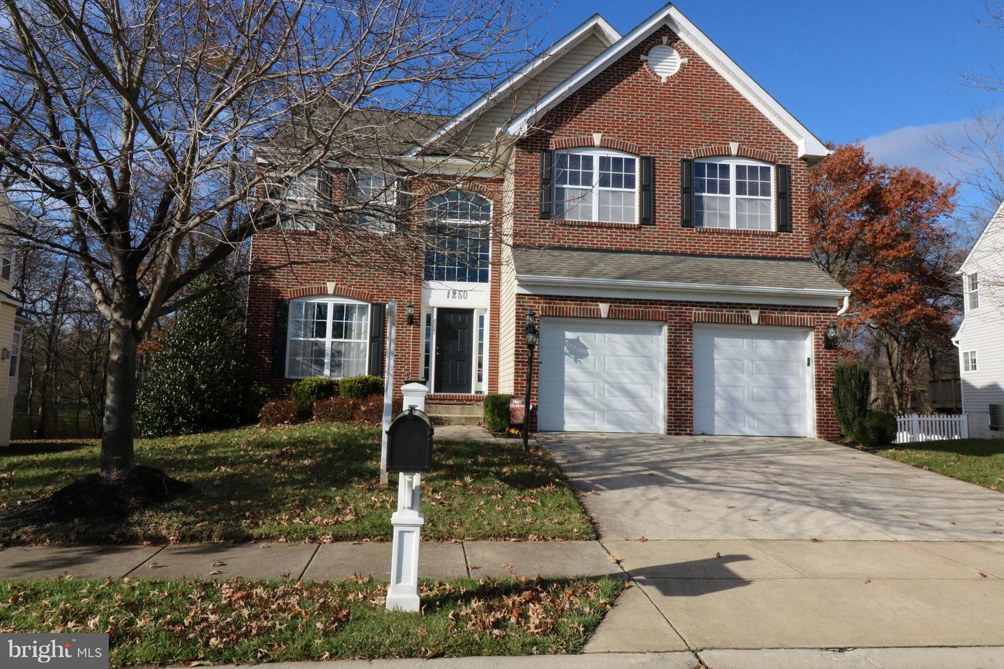 Other Residential for Sale at 1250 Colonial Park Drive Severn, Maryland 21144 United States
