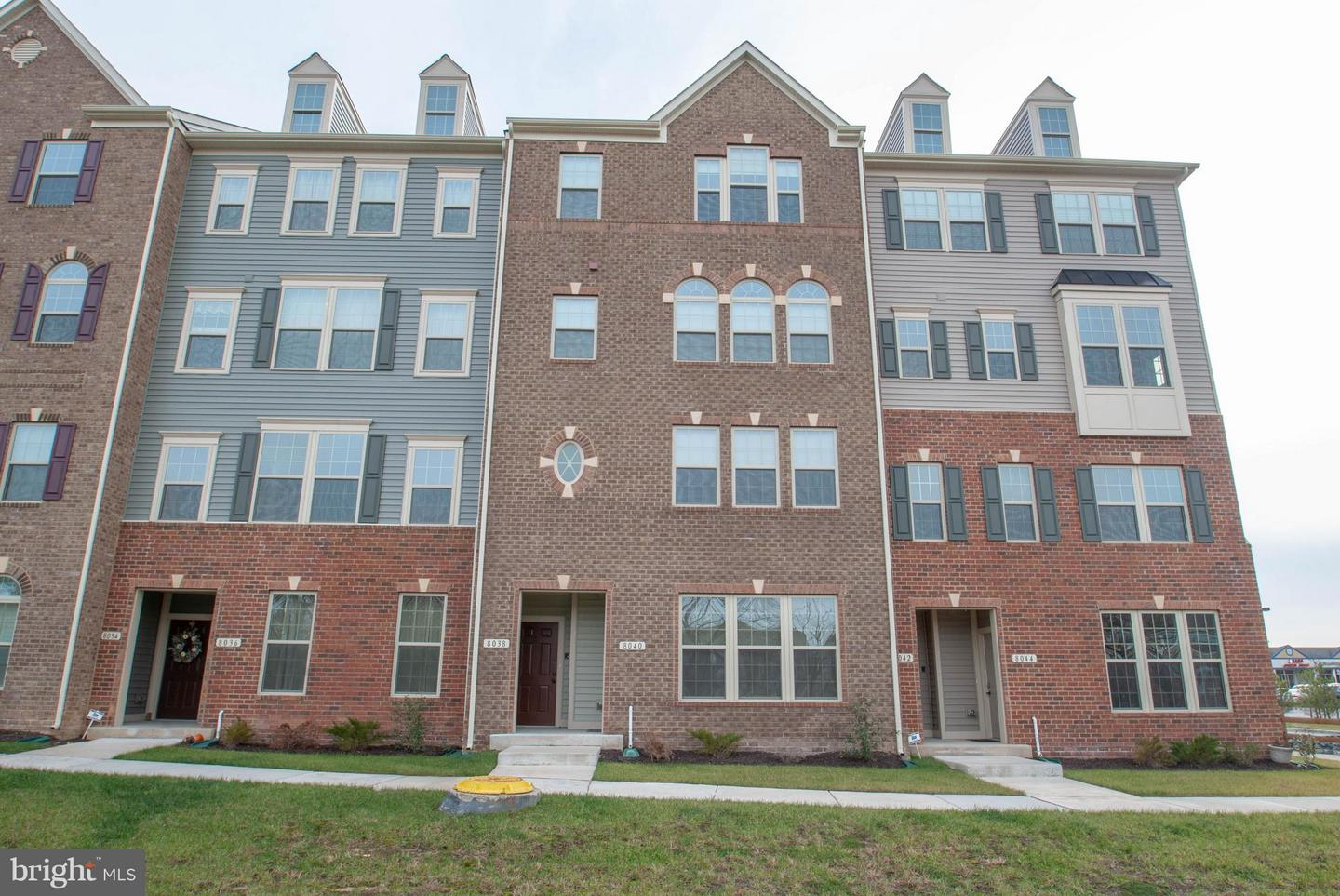 Other Residential for Rent at 8038 Orchard Grove Road Odenton, Maryland 21113 United States