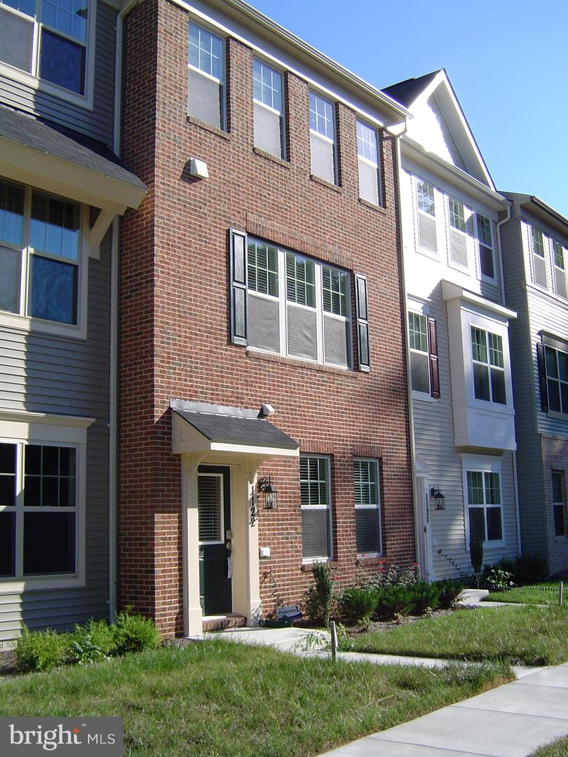 Other Residential for Rent at 1122 Red Hawk Way Severn, Maryland 21144 United States