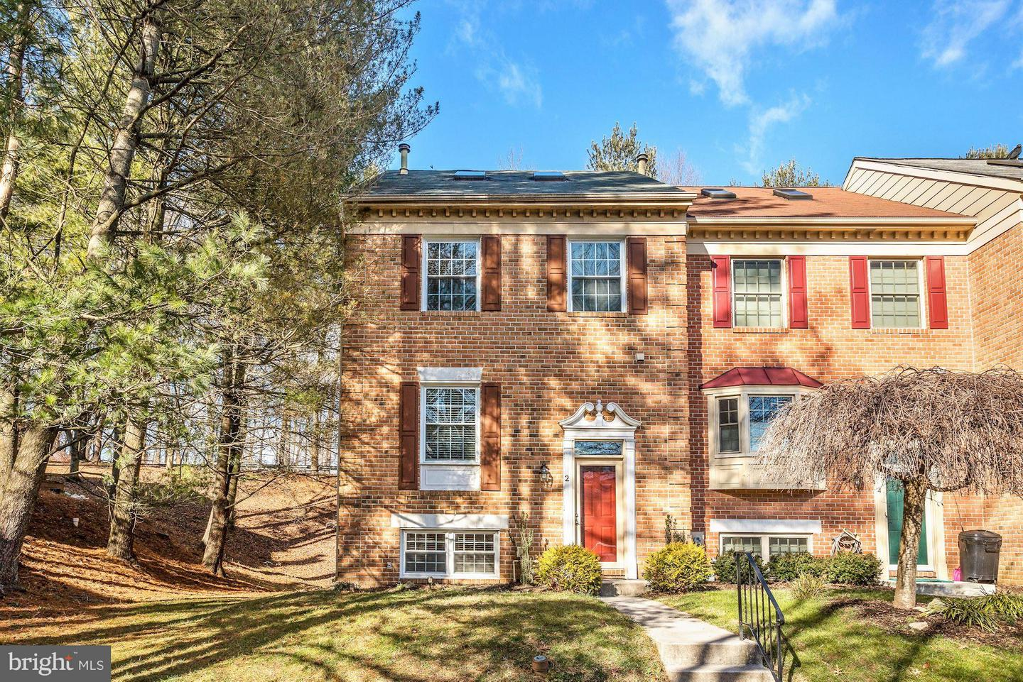 Other Residential for Sale at 2 Victoria Falls Court Sparks, Maryland 21152 United States