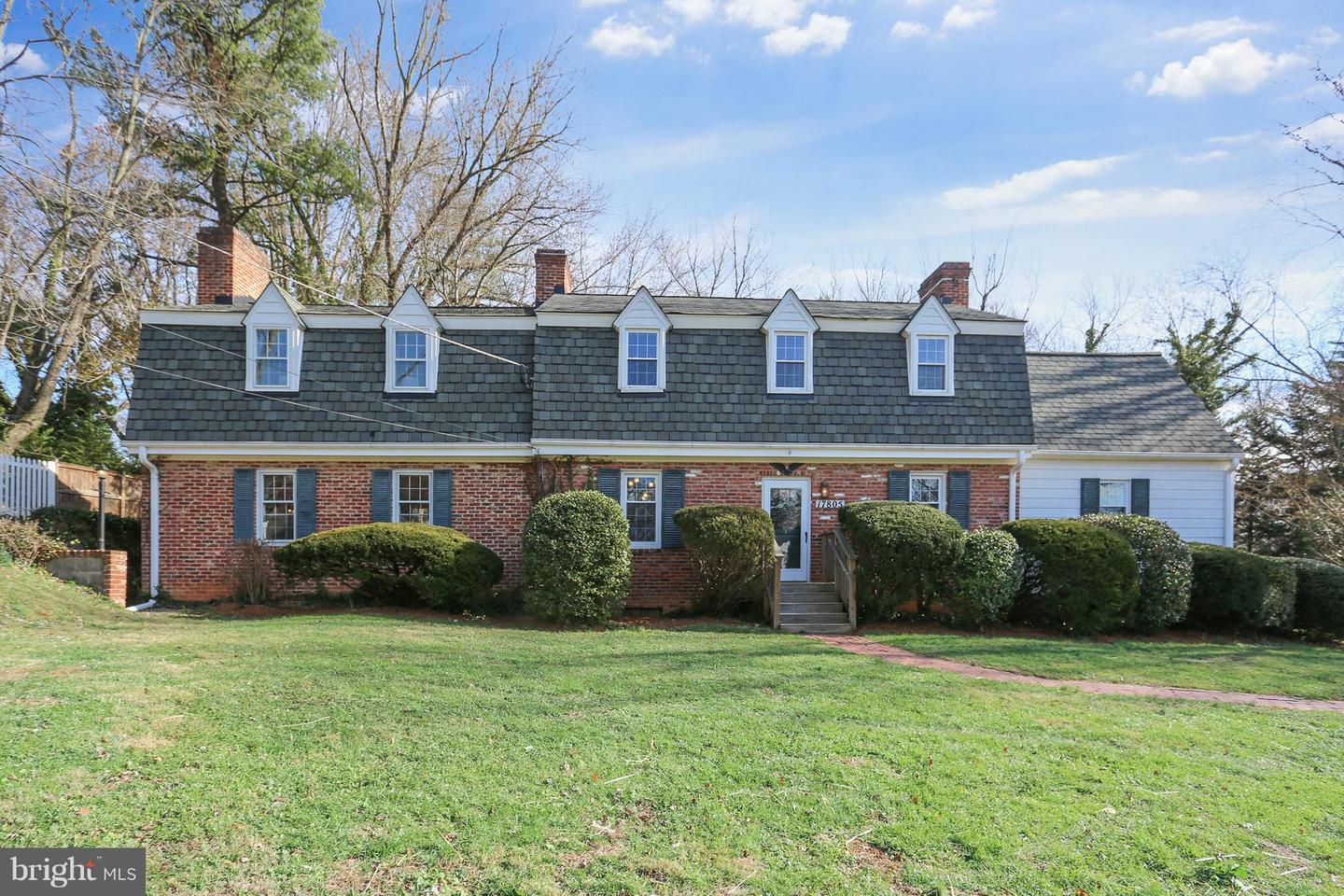 Other Residential for Sale at 17805 Howe Drive Olney, Maryland 20832 United States
