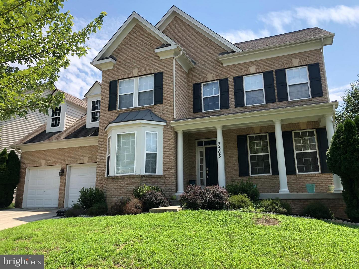 Other Residential for Sale at 2503 Brandy Lane Accokeek, Maryland 20607 United States