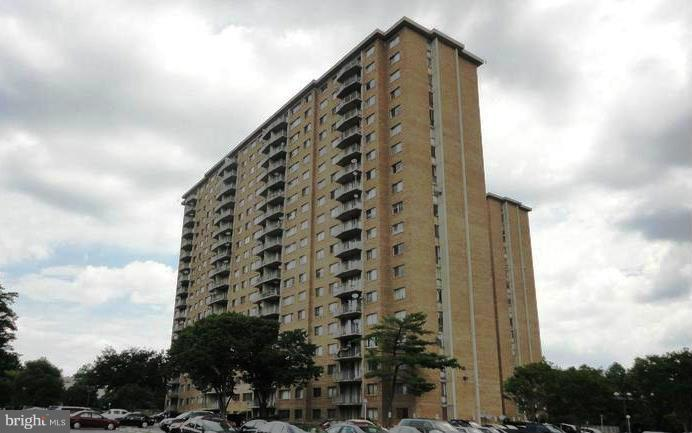 Other Residential for Rent at PRESIDENTIAL TOWERS, 1836 Metzerott Road Adelphi, Maryland 20783 United States