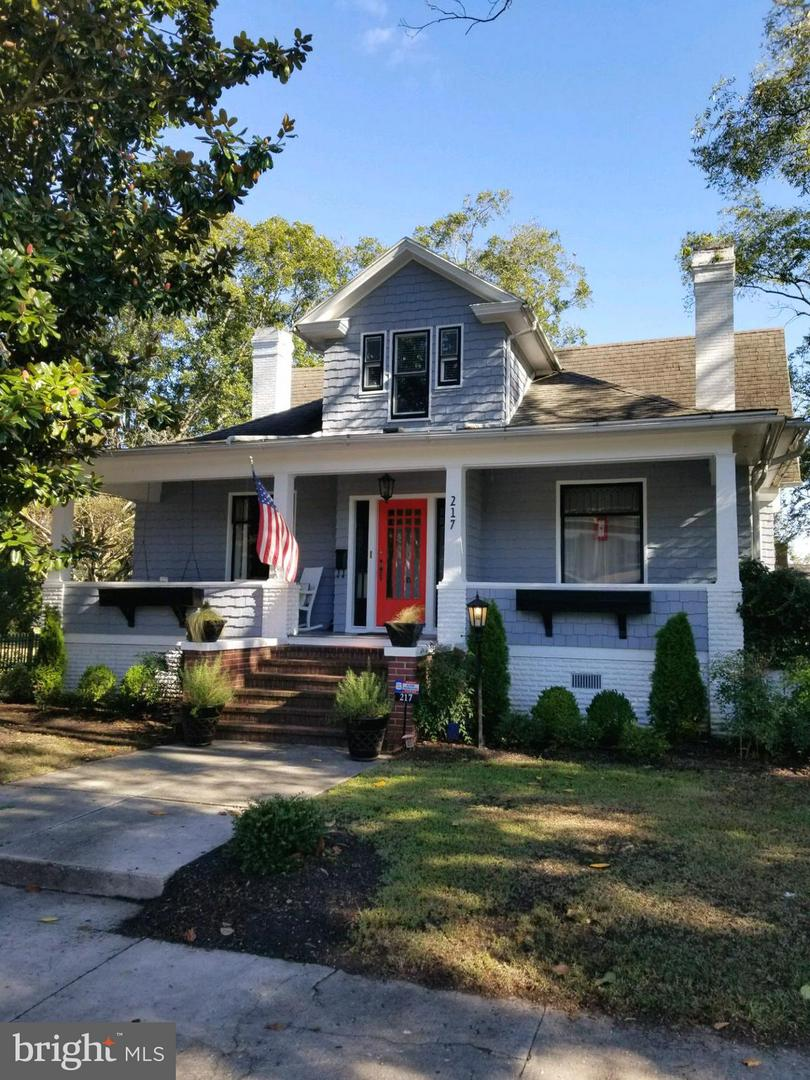 Other Residential for Sale at NONE AVAILABLE, 217 Walnut Street Pocomoke City, Maryland 21851 United States