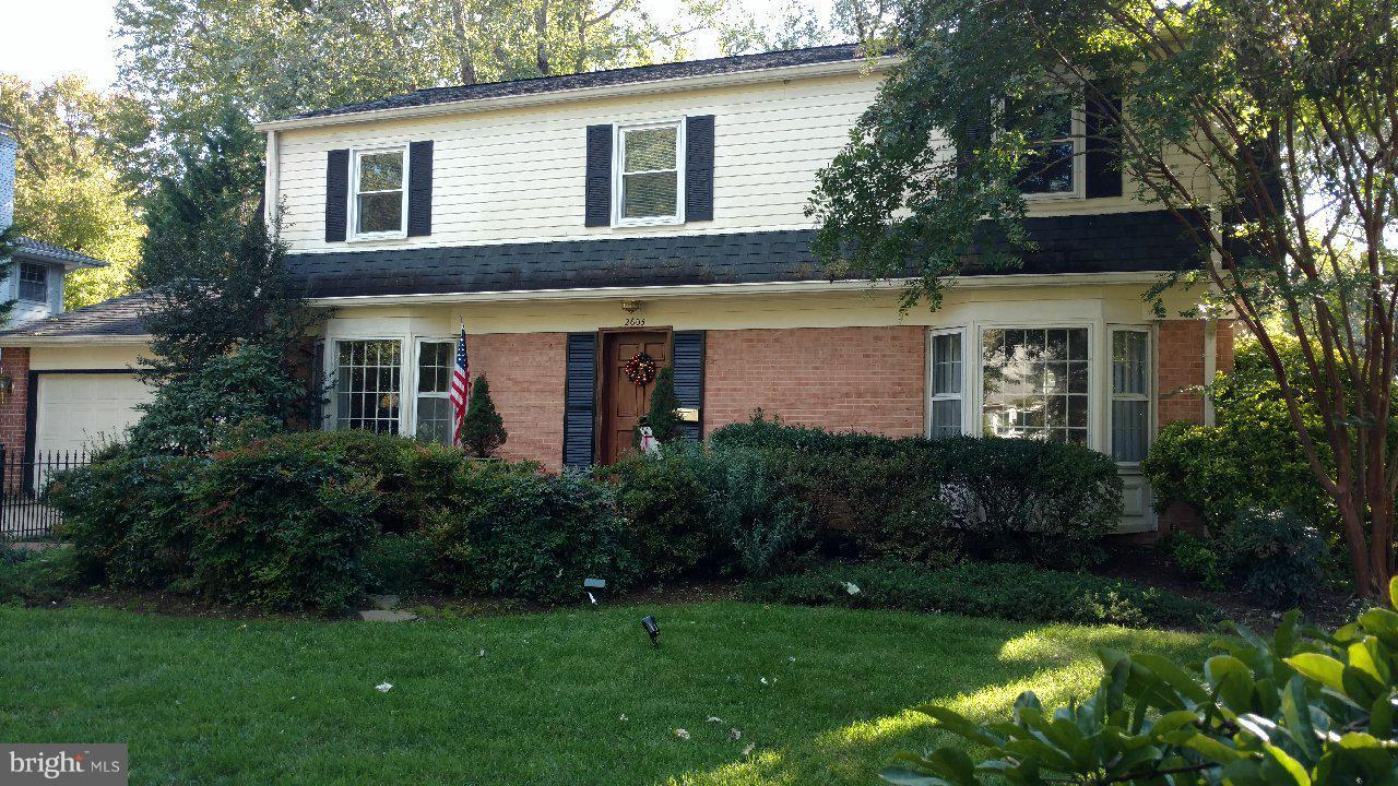 Other Residential for Rent at 2605 Londonderry Road Alexandria, Virginia 22308 United States