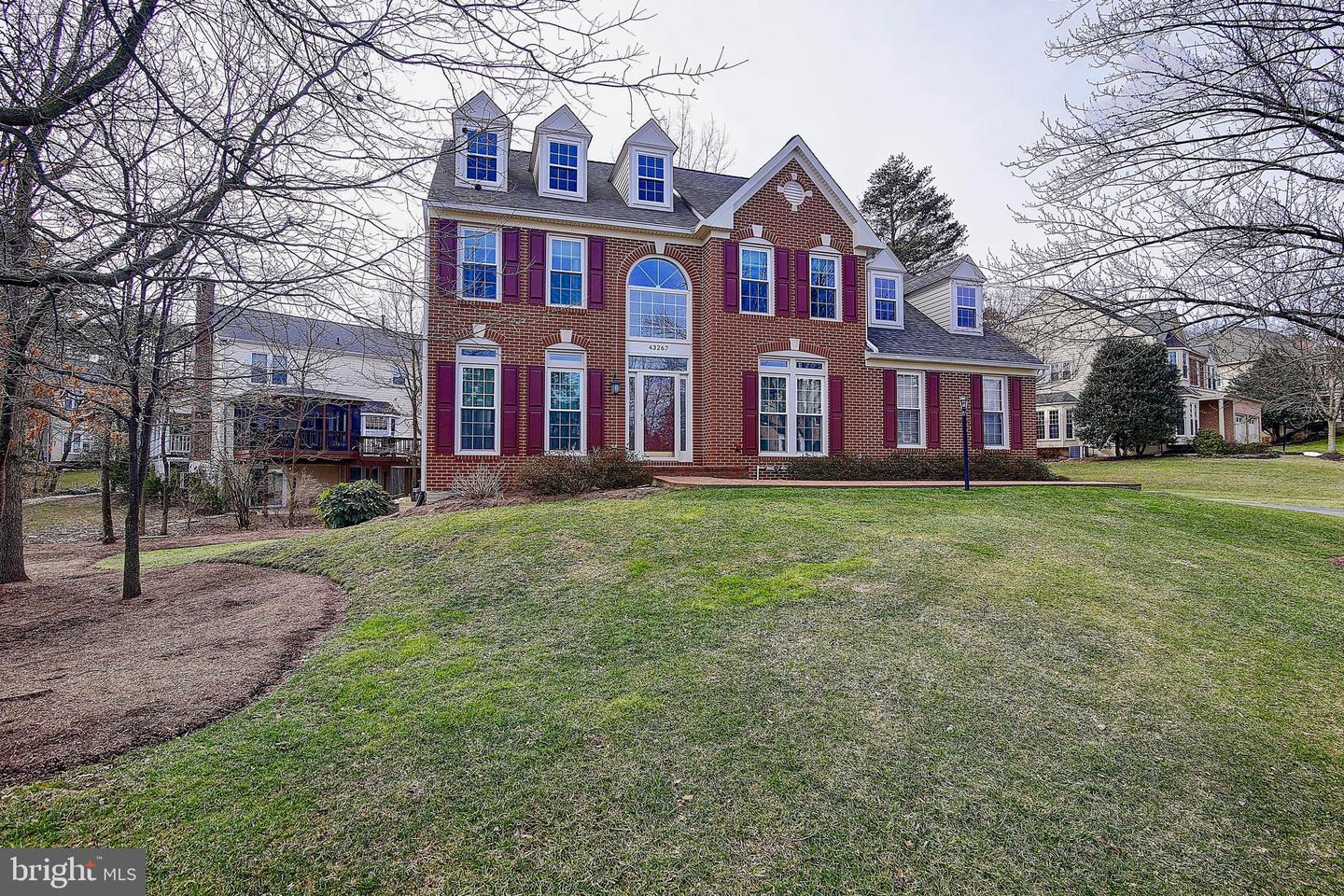 Other Residential for Sale at 43267 Watershed Court Ashburn, Virginia 20147 United States