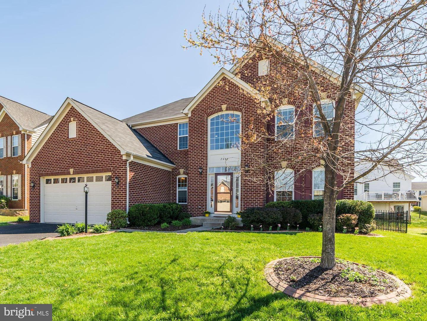 Other Residential for Sale at 2444 Trimaran Way Woodbridge, Virginia 22191 United States